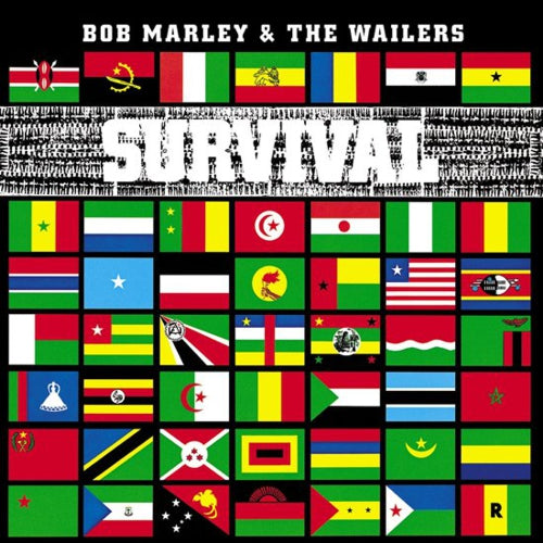Bob Marley | Survival CD