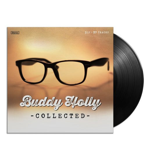 Buddy Holly | Collected 3LP VINYL