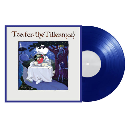 Yusuf / Cat Stevens | Tea For The Tillerman 2 1LP Colour (Blue D2C Exclusive)