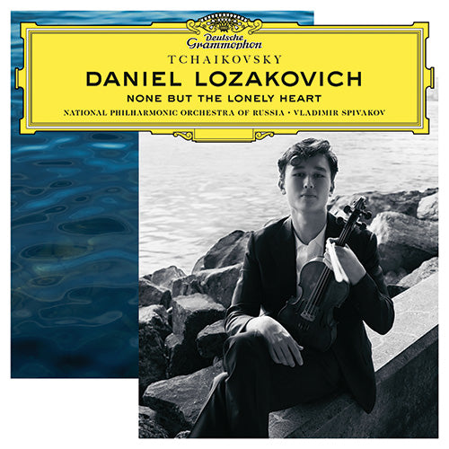 Daniel Lozakovich | None But The Lonely Heart CD