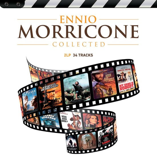 Ennio Morricone | Collected 2LP VINYL