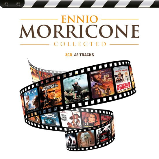 Ennio Morricone | Collected 3CD
