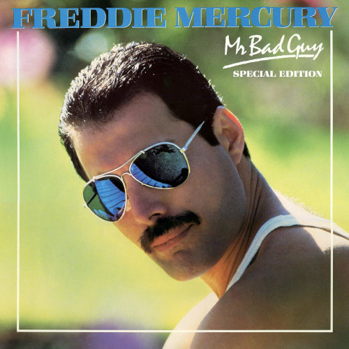Freddie Mercury | Mr. Bad Guy CD Special Edition