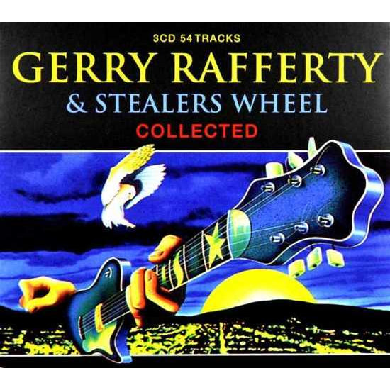 Gerry Rafferty and Stealers Wheel | Collected 3CD