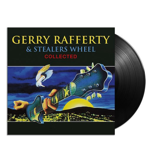 Gerry Rafferty and Stealers Wheel | Collected 2LP VINYL HQ