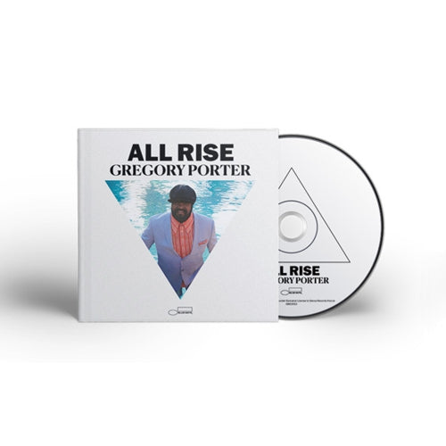 Gregory Porter | All Rise CD Deluxe Digibook