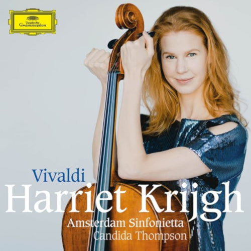 Harriet Krijgh | Vivaldi - Cello Concertos 1CD