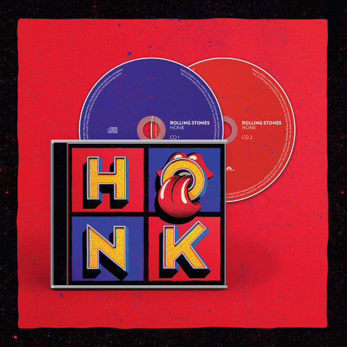 The Rolling Stones | Honk 2CD