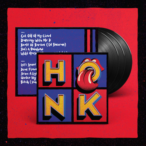 The Rolling Stones | Honk 3LP VINYL