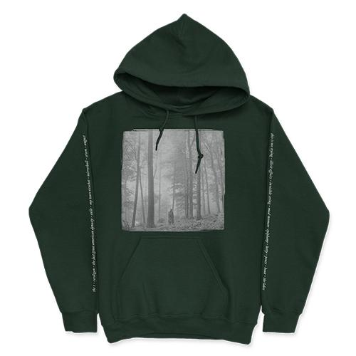 "Taylor Swift | the ""in the trees"" hoodie"