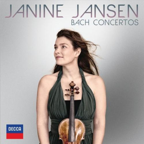 Janine Jansen | Bach - Violin Co. & Son. CD