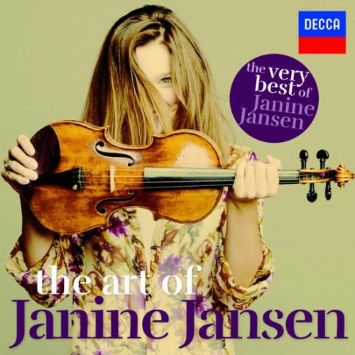 Janine Jansen | The Art Of Janine Jansen CD