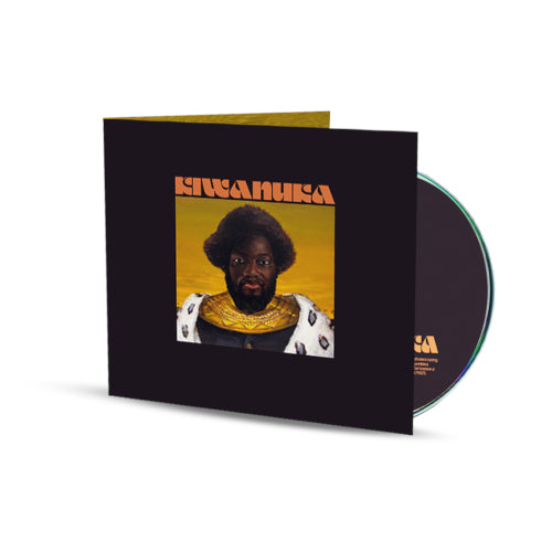 Michael Kiwanuka | Kiwanuka digipak CD