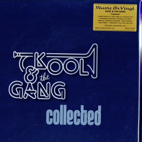 Kool and The Gang | Collected 2LP VINYL HQ