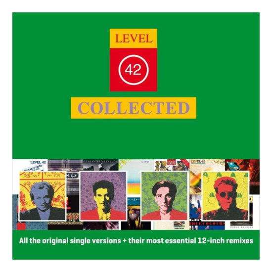 Level 42 | Collected 3CD