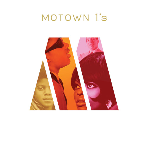 Various Artists | Motown #1's 2LP Black Vinyl