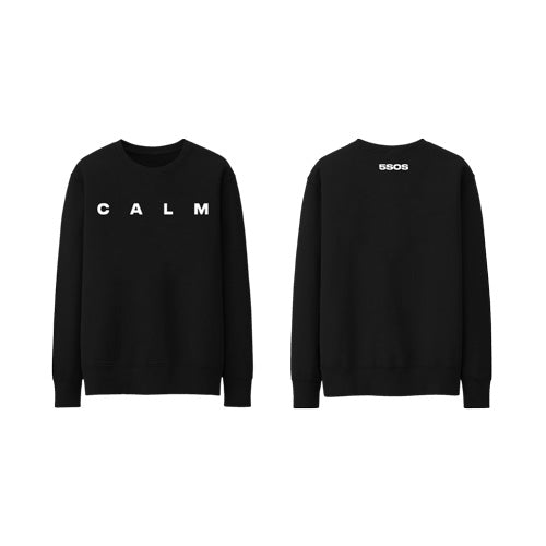 5 Seconds Of Summer | Calm Crewneck Black