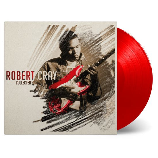 Robert Cray | Collected 2LP Coloured VINYL