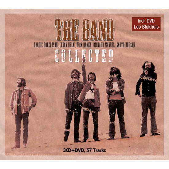 The Band | Collected 3CD + Bonus DVD