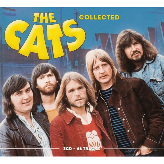 The Cats | Collected 3CD