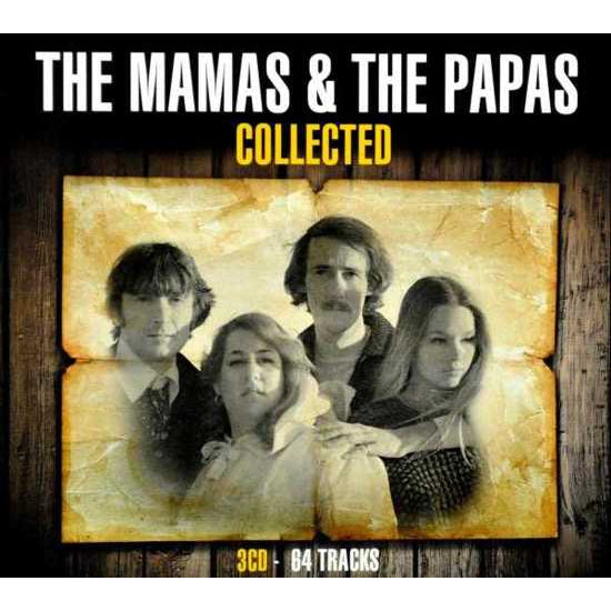The Mama's & The Papa's | Collected 3CD