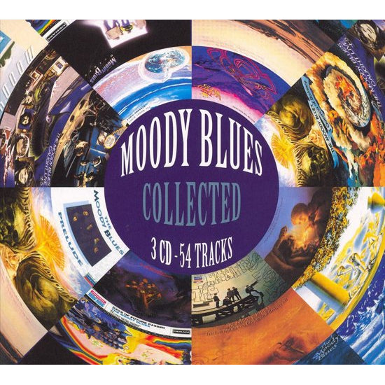 The Moody Blues | Collected 3CD