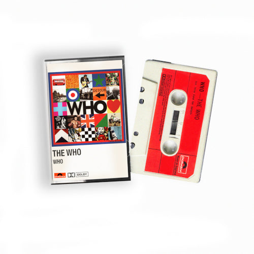 THE WHO | 2019 CLASSIC SHELL CASSETTE