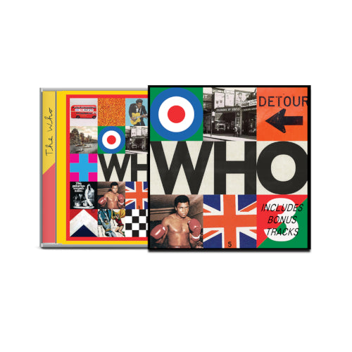THE WHO | 2019 STANDARD CD