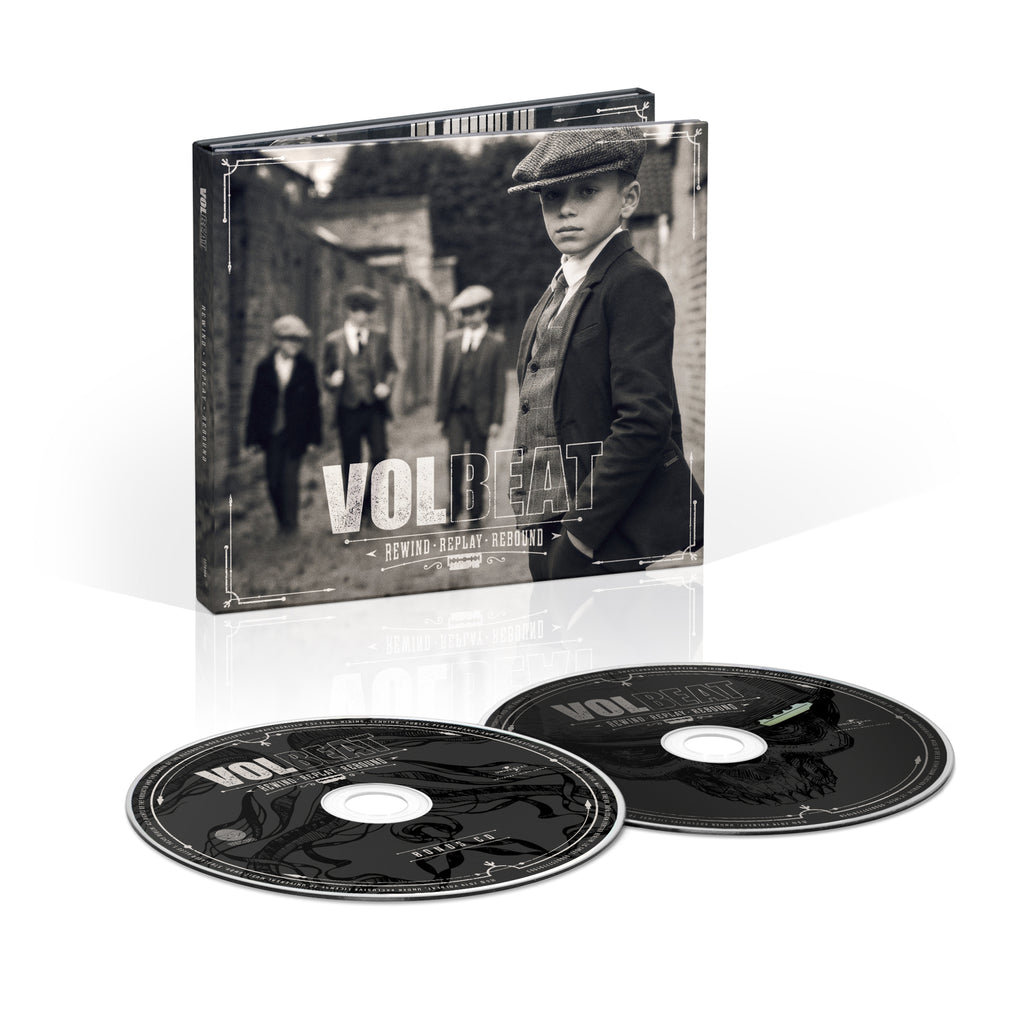Volbeat | Rewind, Replay, Rebound 2CD Limited Deluxe Edition