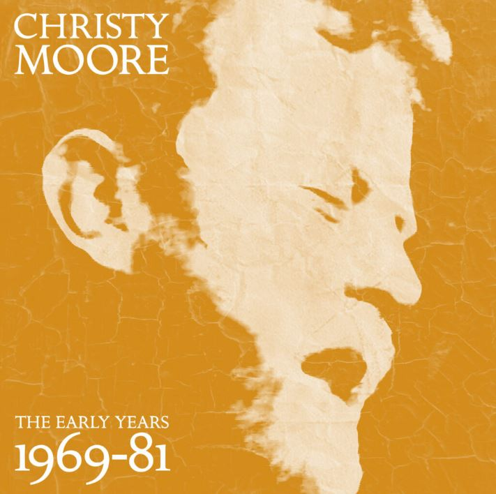 Christy Moore | The Early Years 1969-1981 (3LP White Vinyl/Limited Edition)