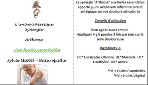 "Synergie ""Arthrose""10 ml"