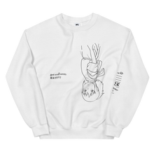 Load image into Gallery viewer, Get Well Soon Crewneck (White)