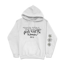 Load image into Gallery viewer, Girls Slogan Hoodie