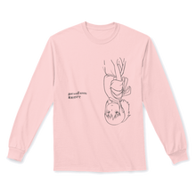Load image into Gallery viewer, Get Well Soon L/S Tee
