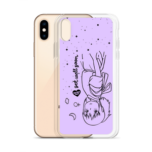 Get Well Soon iPhone Case