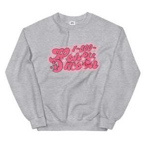 Airbrush Crewneck (Grey)