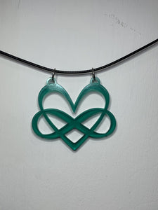 Infinity Heart Necklace