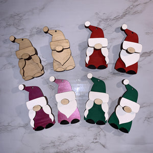 Xmas Gnome Ornaments