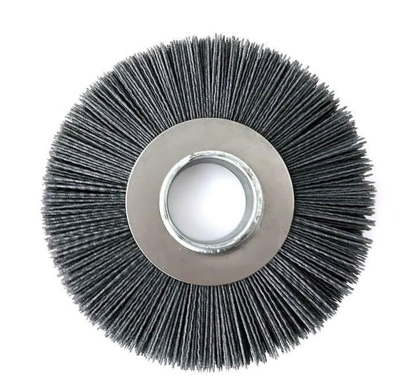 Circular brush - Nylon with abrasive – M148-154-155 - L. RÖNNING AB