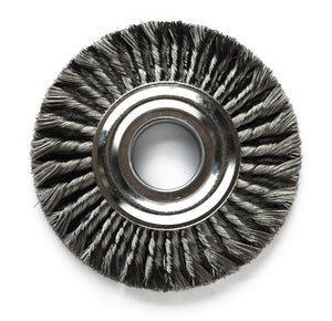 Circular brush - Stainless steel wire – M148-154-157 - L. RÖNNING AB