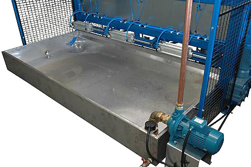 Water catch tray - M187-420-006 - L. RÖNNING AB
