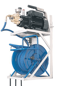 High pressure jet cleaner - M449-106-000 - L. RÖNNING AB