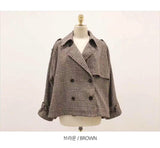 Checkered Outer (2 colours) (pre order)