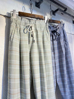 Checkered Pants (2 colours) (pre order)