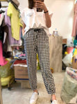 Checkered Pants (pre order)