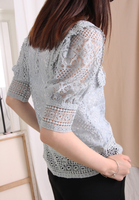 Princess Sleeves Lace Top (2 colours)