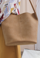 Suede Bucket Bag (2 colours)