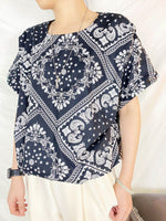 Ethnic Style Top (2 colours) (pre order)