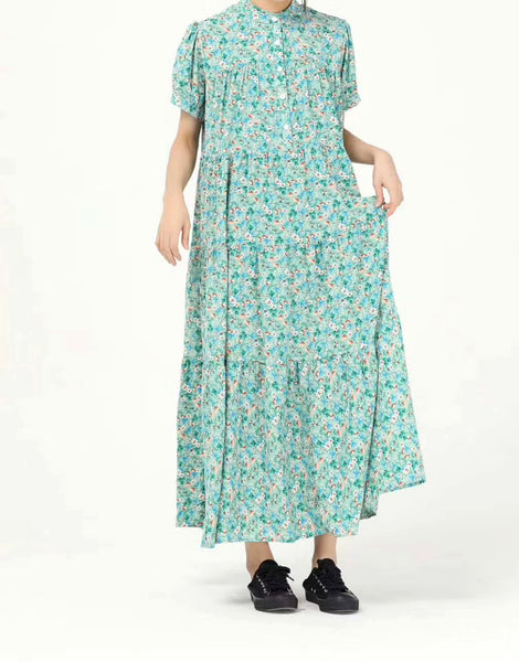 Floral Dress (3 colours) (pre order)