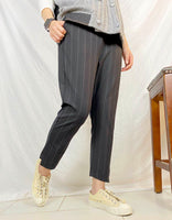 High-Low End Striped Pants (pre order)